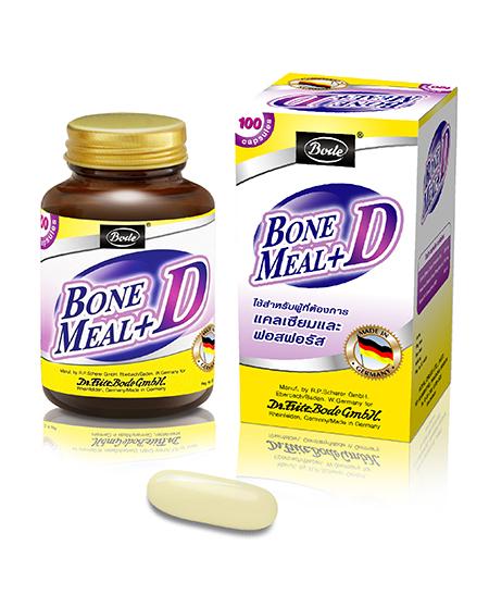 BONE MEAL + D Bode
