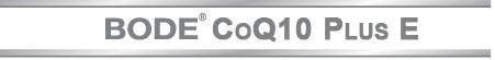 Co Q10 Plus E Bode