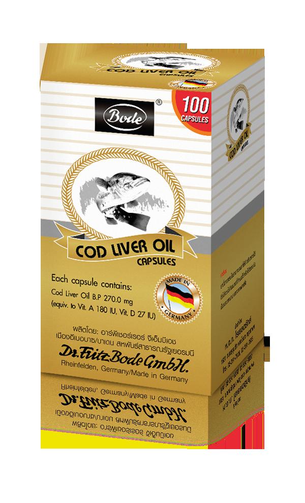 COD LIVER OIL Bode