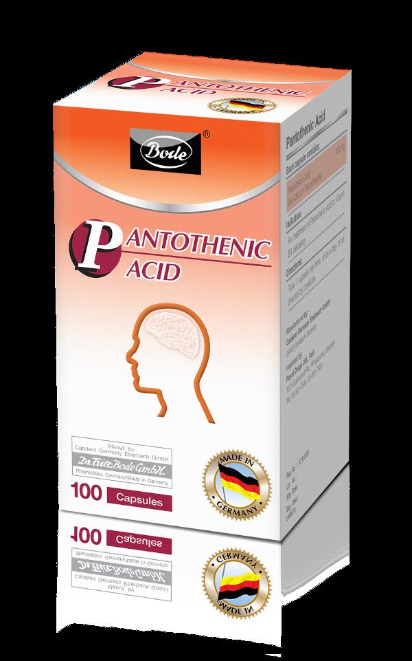 PANTOTHENIC ACID Bode